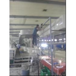 pp风管制作、武汉pp风管、博厚环保塑业图片