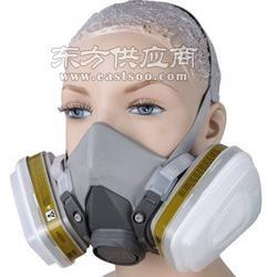 3M 6200防尘防毒半面罩图片