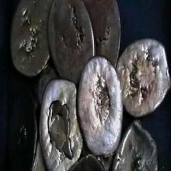 清溪含银锡块-鸿富回收公司(在线咨询)-含银锡块图片
