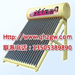 河南太阳能公司|清华紫光太阳能|阳台壁挂式太阳能工程图片