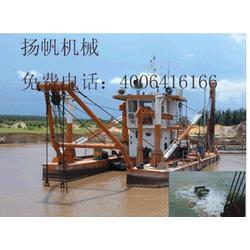 绞吸式挖泥船生产-铜川挖泥船-扬帆机械图片