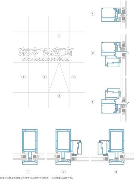 幕墙施工方案、鑫茂幕墙(在线咨询)、幕墙图片