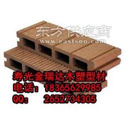 高品质金瑞达PE木塑12523室外地板市政工程专用图片