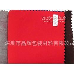 红绒布图片