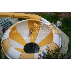 潮流厂家定制水上设备热高水上乐园太空盆水滑梯HT-11图片