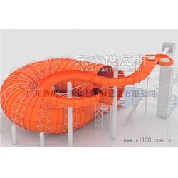 潮流水上乐园设备之巨蟒滑梯图片