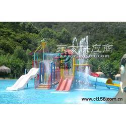 潮流水上乐园设备厂家专业生产供应 SW-SA150平米儿童互动水屋图片