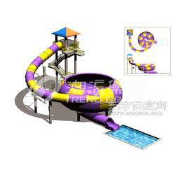 潮流厂家定制水上设备水上乐园巨兽碗滑梯水滑梯设备图片