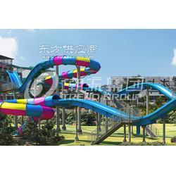 水滑梯设备厂家 水上飞龙滑梯水上乐园滑梯设备图片