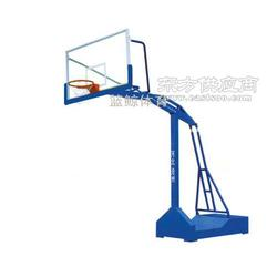 箱式篮球架生产厂家仓库现货直接供应图片
