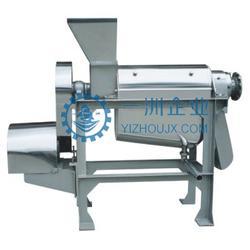 一洲机械 番茄螺旋榨汁机-海阳螺旋榨汁机图片