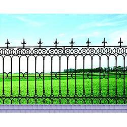 铸铁栏杆销售|阿拉尔市 铸铁栏杆|永兴护栏(查看)图片