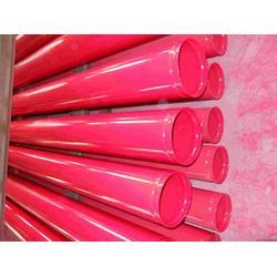 富诚热浸涂塑钢管,内外涂塑钢管质量,福建 涂塑钢管图片