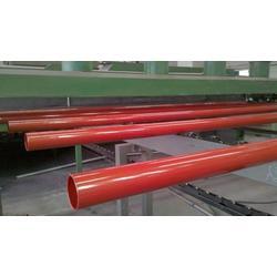 内外涂塑钢管管件-富诚涂塑污水钢管-涂塑钢管图片