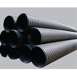 PE钢带波纹管厂家-PE钢带波纹管-创越塑胶图片