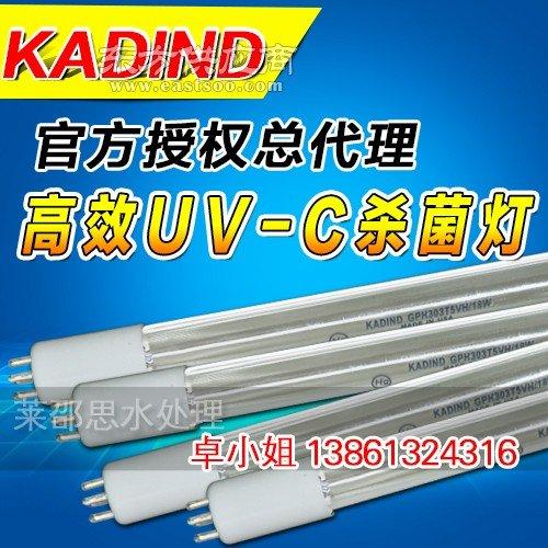 包邮原装供应美国KADIND GPH843T5L/80W 紫外UV杀菌灯管报价图片