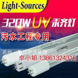 美国Light Sources GPHHA1554T6L/4P 320W汞齐灯 市政污水杀菌灯紫外线杀菌消毒灯图片