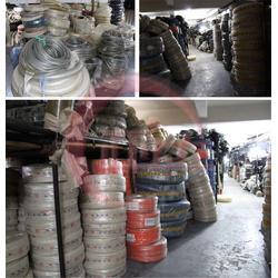 北京顺义钢丝管_30年亚达驰名商标_PVC钢丝管图片