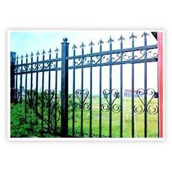 【铁艺护栏】,山东铁艺护栏,昊达金属图片