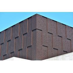 千思板外墙材料,千思板,广州固恒建材图片
