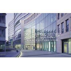 玻璃幕墙贴膜玻璃幕墙专用膜隔热保温膜图片