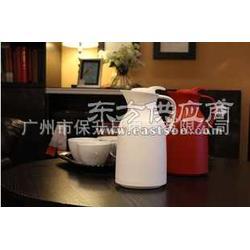 保温壶厂家供应玻璃塑料外壳防漏保温壶图片