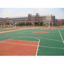 河北塑胶球场_网球场_蓝冠体育专业网球场施工图片