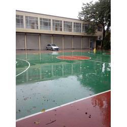 塑胶PU球场、塑胶pu球场施工、衡水塑胶PU球场施工图片