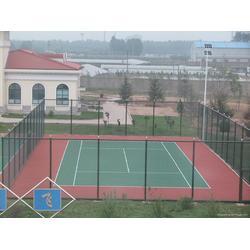 塑胶网球场|塑胶网球场施工|山东塑胶网球场厂家图片