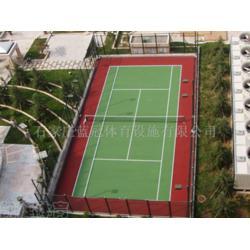 【网球场施工】|北京网球场施工|丙烯酸网球场施工图片