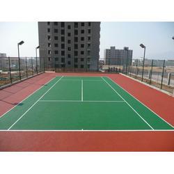 网球场施工-网球场施工-榆林网球场施工图片