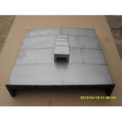 钢板式导轨防护罩_信加鑫机床_钢板式导轨防护罩公司图片