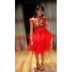 郑州九月婚纱礼服定制、年会用礼服、中原区礼服图片