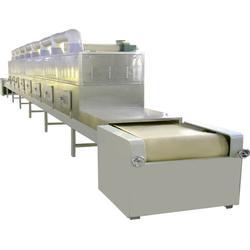 猪皮膨化机、猪皮微波膨化机、广州福滔微波图片