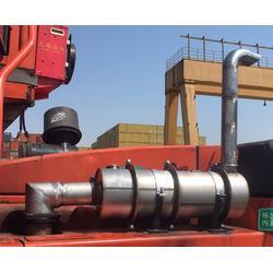 柴油尾气净化器厂家-张家口柴油尾气净化器-合肥宝发动力图片