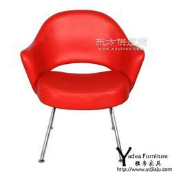 沙里宁扶手椅 创意椅子 新款家具 龙岗家具厂图片
