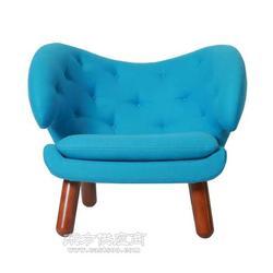 单人位椅子酒店创意椅诗人椅图片