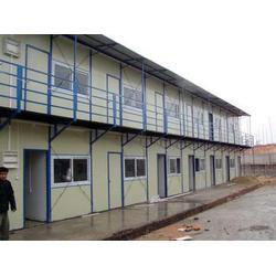 彩钢板房报价、潍坊彩钢板房、宝力钢构彩钢板房图片