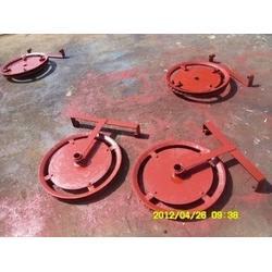 齿轮传动装置-衡水齿轮传动装置-挡板门厂家-科正管道图片