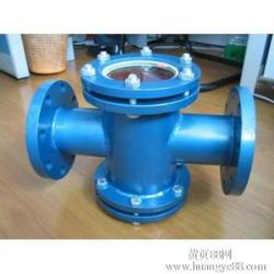 水流指示器外型尺寸图-献县水流指示器-挡板门厂家-科正管道图片