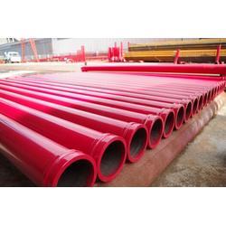 滁州泵管、140高压无缝耐磨泵管、通达华飞(优质商家)图片