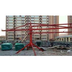 12米15米18米布料杆 大同布料杆 泽发泵管图片