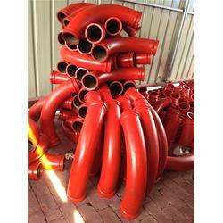 80砂浆泵管-浙江泵管-泽发布料机泵管管卡(查看)图片