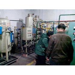 空冷制氮机更换碳分子筛图片