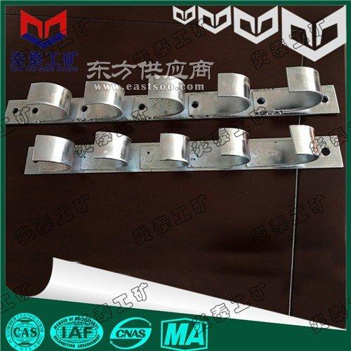 焊接电缆挂钩镀锌焊接电缆钩子矿井电缆钩加工