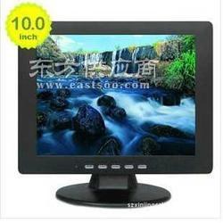 10寸工业自动化设备显示器 10寸工业显示器图片