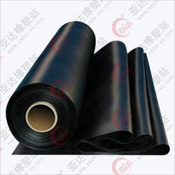 电厂用耐高温导电橡胶板、双鸭山耐高温导电橡胶板、3千平库存图片