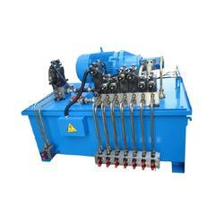 液压站设计制造_科泰液压设备_呼和浩特液压站图片