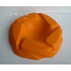 可印LOGO硅胶烟灰缸简约硅胶烟灰缸图片