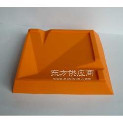 方形硅胶烟灰缸广告宣传可印刷烟灰缸图片